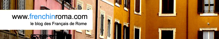 Blog French in Roma – Français à Rome header image 1