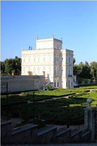 Ilot Villa Franca